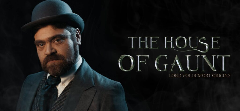 Le personnage de Bob Ogden, dans le fanfilm The House of Gaunt, inspirée du Monde Magique de Harry Potter
