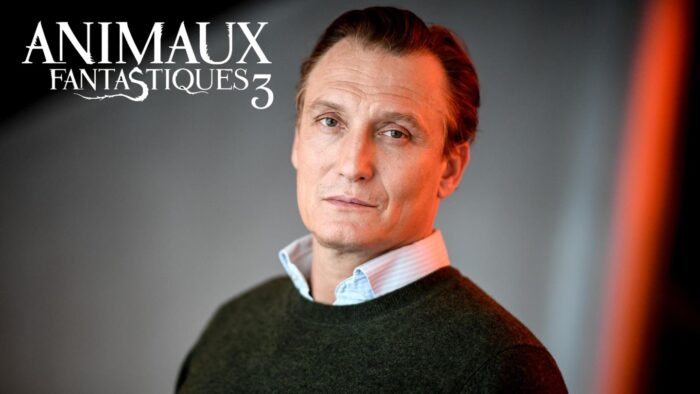 L'acteur allemand Oliver Masucci rejoint le casting des Animaux Fantastiques 3 !