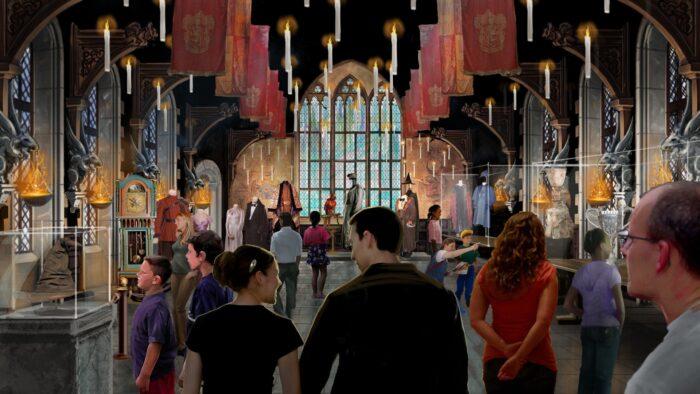 Nouvelle exposition Harry Potter et Animaux fantastiques à venir !