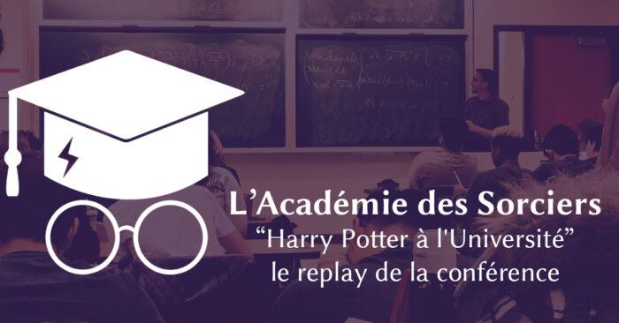 Podcast ASPIC ep. 22 : Harry Potter à l'université