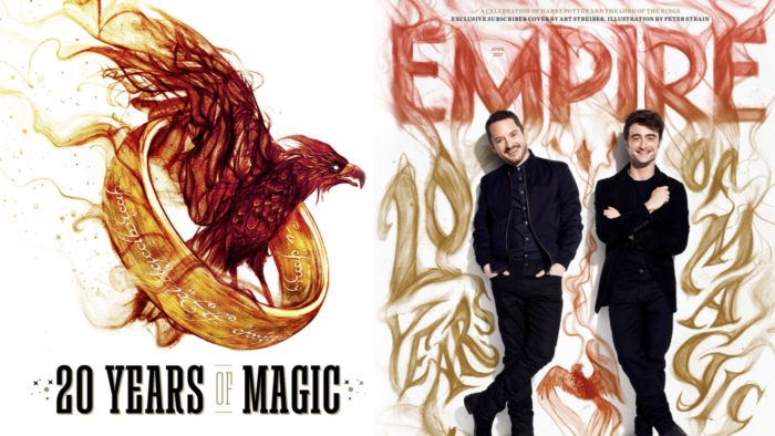 Les 10 meilleures anecdotes du Empire spécial 20 ans de Harry Potter