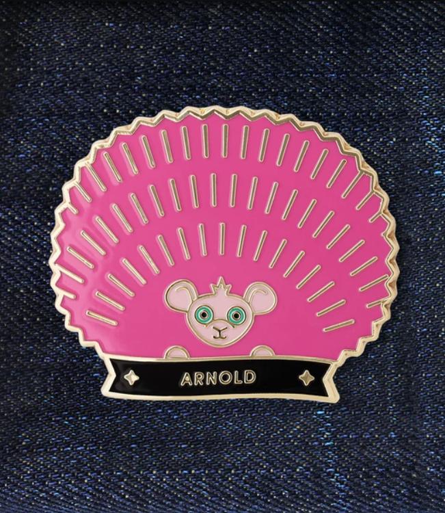 Pin Arnold, le Boursouflet de Ginny, Wizarding World