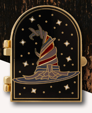 Pin Choixpeau édition limité Wizarding World