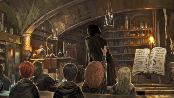 Par la barbe de … Severus Rogue !? – Illustrer Harry Potter autrement
