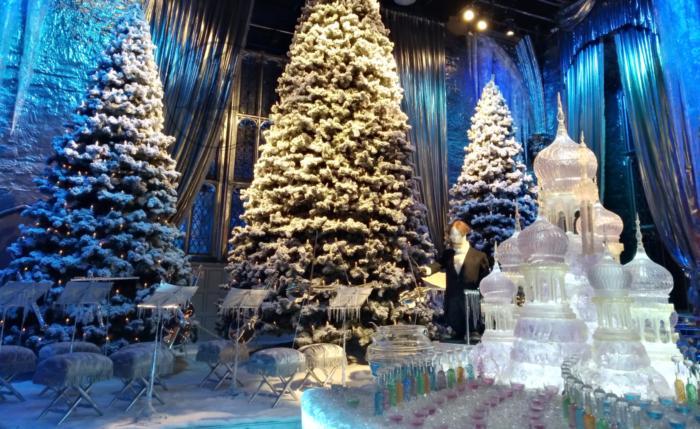 Hogwarts in the Snow ; l'évènement est de retour pour les fêtes !