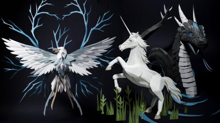 Quiz les animaux fantastiques du monde de Harry Potter