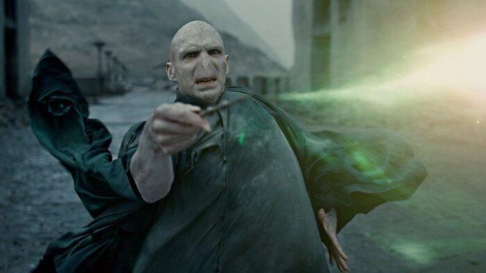 Puissance et allégeance : la baguette de Voldemort