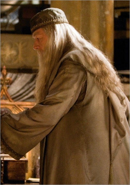 Photographie de Dumbledore