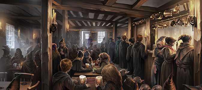 Un nouveau bar à thème Harry Potter va ouvrir ses portes