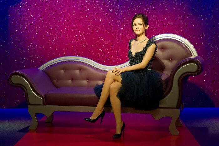 La statue de cire de Emma Watson s'installe au Musée Tussaud