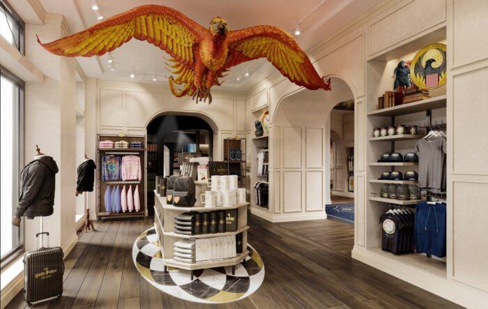 Découverte exclusive de la boutique Harry Potter officielle de New York