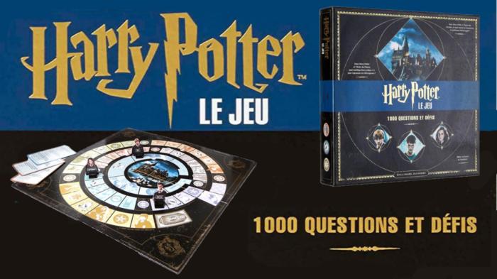 Test de 'Harry Potter : le jeu – 1000 questions et défis'