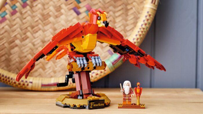 LEGO dévoile les sets pour les 20 ans de la gamme Harry Potter