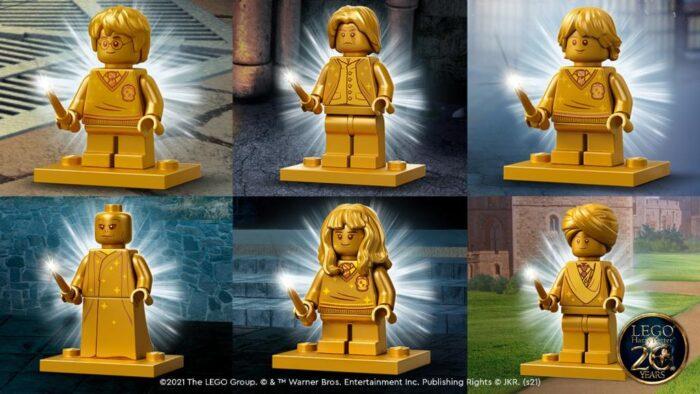LEGO fête les 20 ans de ses sets Harry Potter !