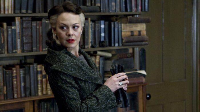 Décès de l'actrice Helen McCrory, Narcissa Malefoy dans Harry Potter