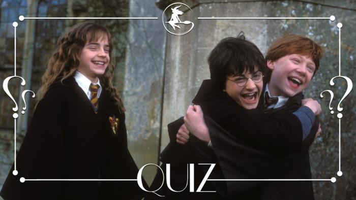 Quiz : Nuit des livres Harry Potter 2015 [Facile]