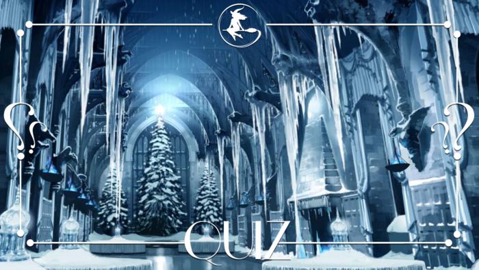Quiz : Noël dans Harry Potter