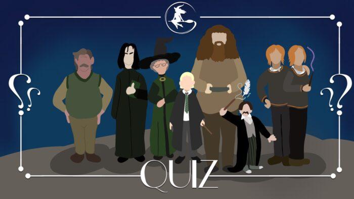 Quiz : Les personnages secondaires dans Harry Potter à l'école des sorciers