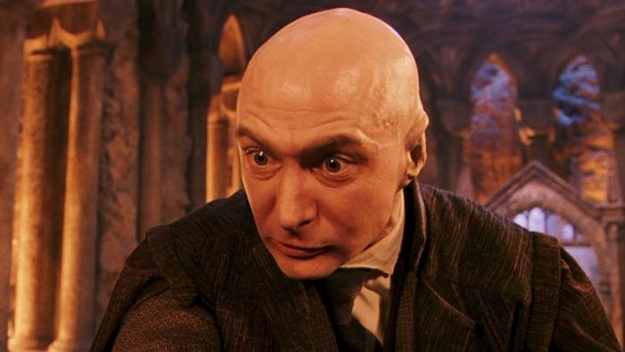 Quirinus Quirrell, le plus intelligent des partisans de Voldemort ?