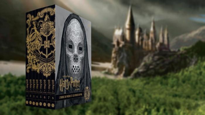 <i>Harry Potter au cinéma</i>, de nouveaux livres pour découvrir la saga
