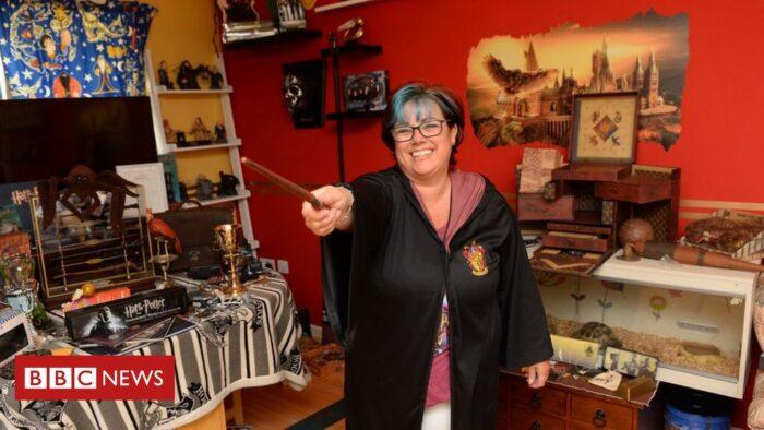Nouveau record – 5 434 objets liés au monde magique de Harry Potter