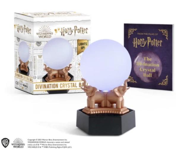 Produit dérivé Boule de crystal pour les cours de divination.