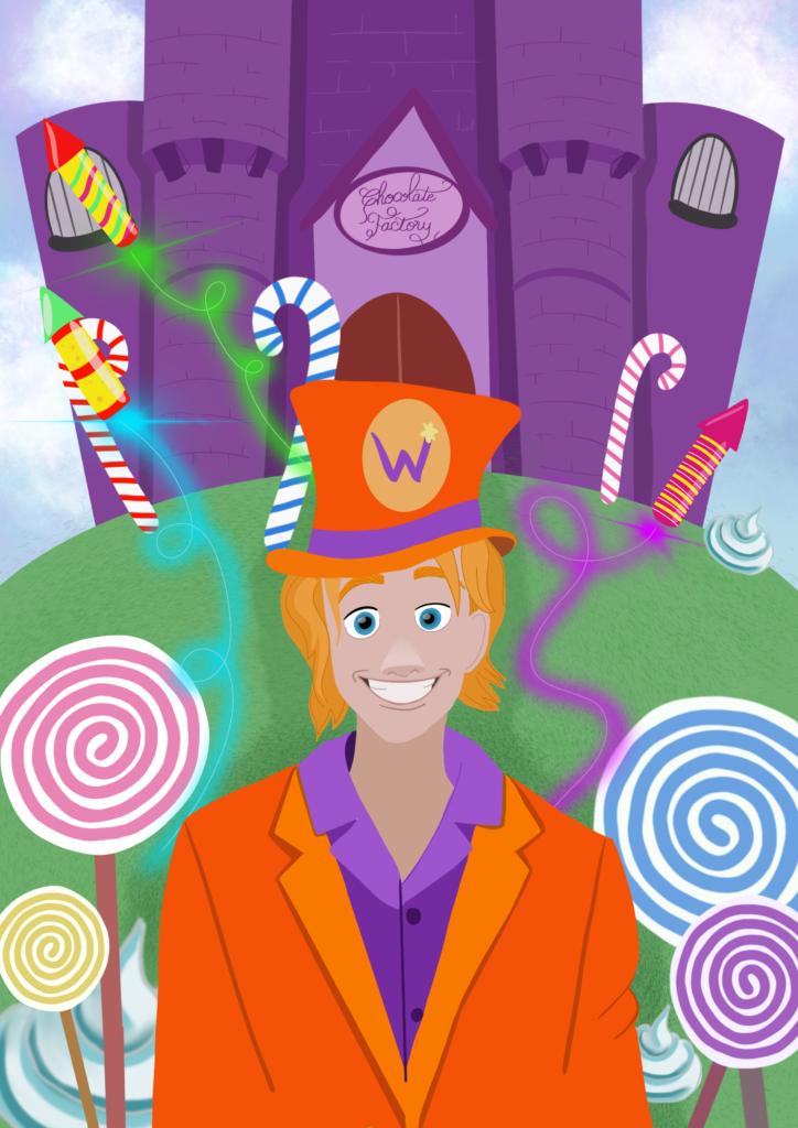 Fanart de George Weasley