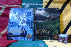 La collection Harry Potter au cinéma, Poudlard et les villages sorciers