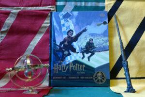 La collection Harry Potter au cinéma, , le Quidditch et le Tournoi des Trois Sorciers