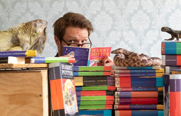 Première vente aux enchères entièrement consacrée à Harry Potter !