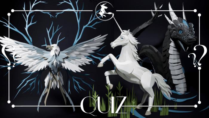 Quiz : les animaux fantastiques du monde de Harry Potter