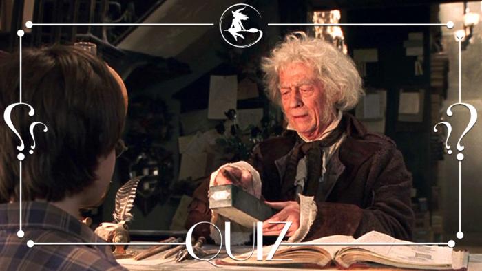 Quiz : Les baguettes dans Harry Potter