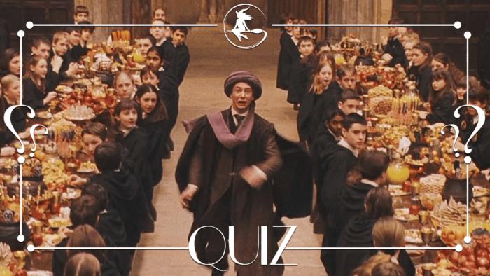 Quiz : Halloween dans Harry Potter