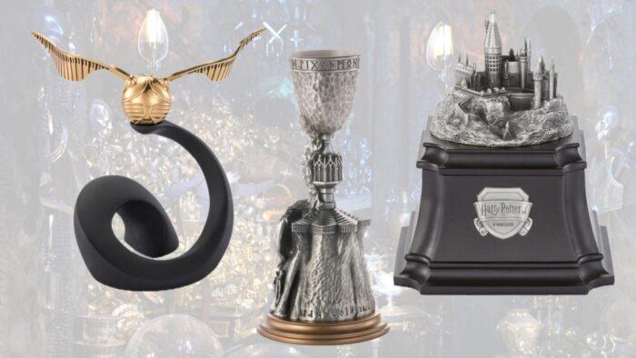 Répliques Harry Potter en éditions limitées en vente chez Royal Selangor