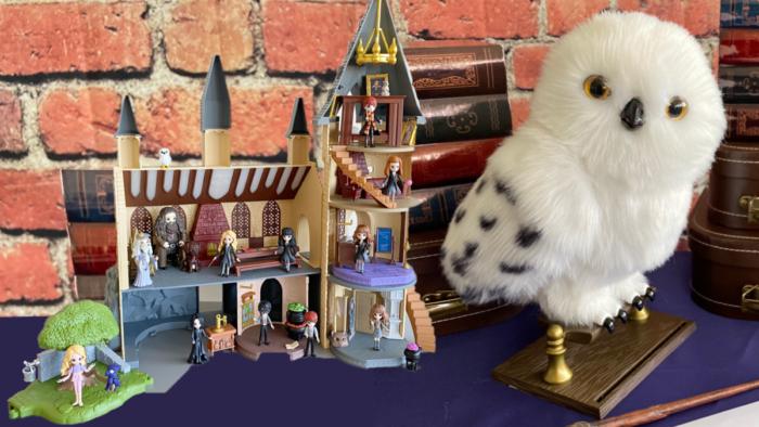 Une nouvelle gamme de jouets Harry Potter arrive chez Spin Master