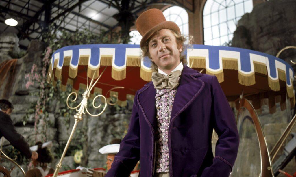 Willy Wonka (1971), incarné par Gene Wilder