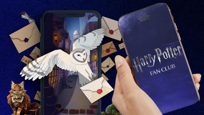 Le Harry Potter Fan Club et son application officielle arrivent en France !