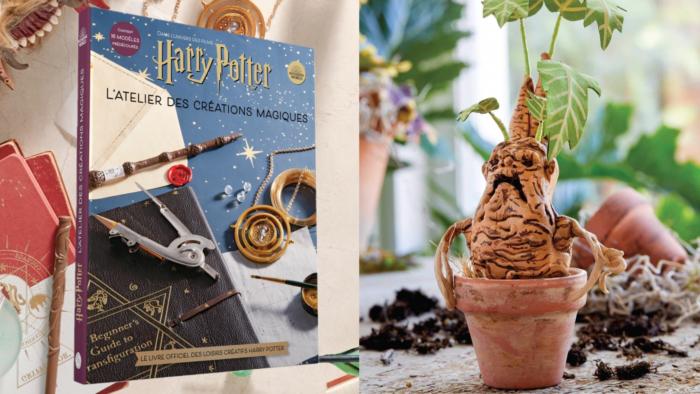 Critique Harry Potter : L'atelier des créations magiques de Huginn&Muginn