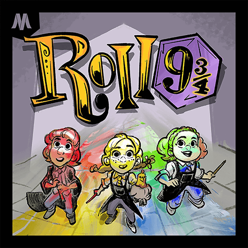 roll 9 3/4