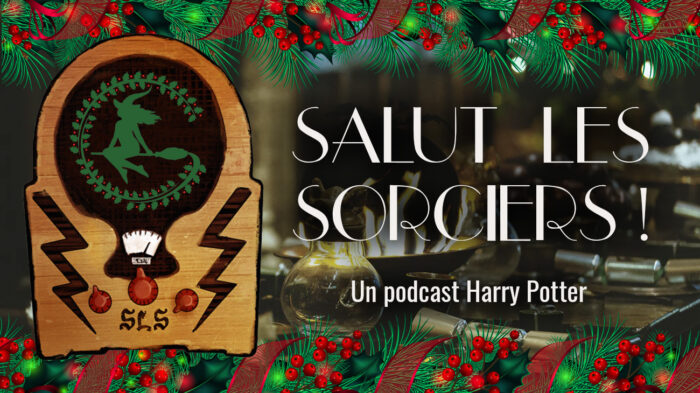 «Salut les Sorciers !» – Épisode 19 – Noël
