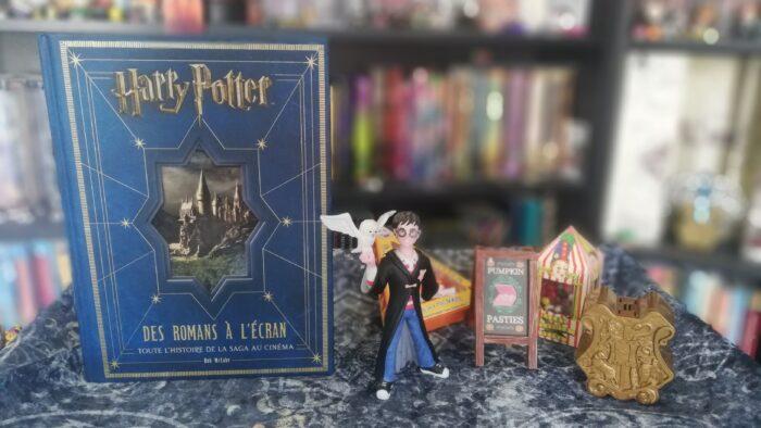 Critique de « Harry Potter : Des romans à l'écran » [archive blog]