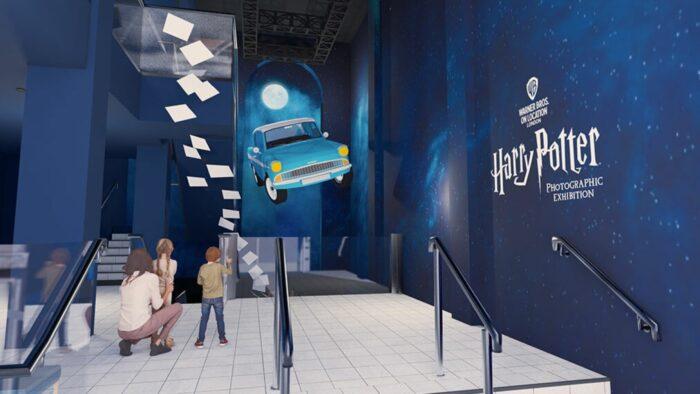 Une exposition de photographies Harry Potter ouvre à Londres !