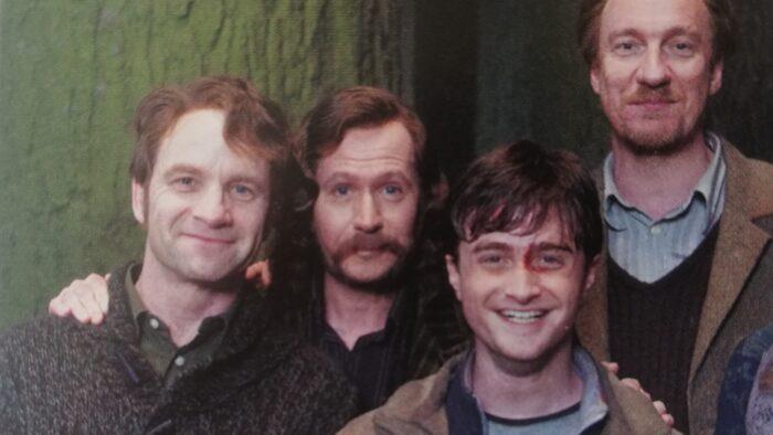 Analyse : les figures paternelles dans Harry Potter