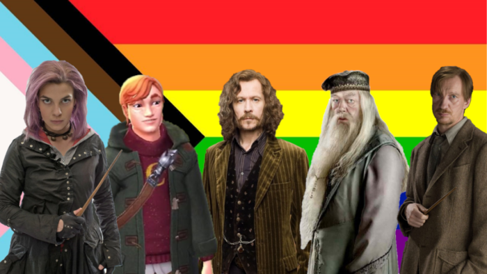 Headcanon – les personnages de Harry Potter imaginés comme LGBTQIA+