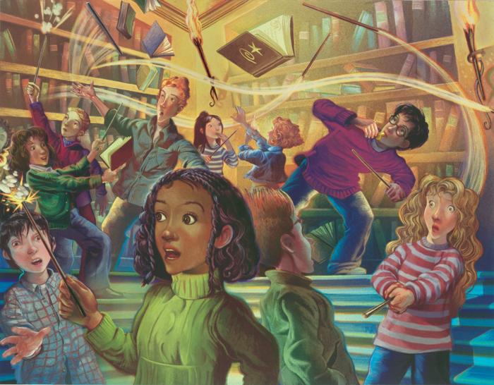 Paranormale Antiquité : de la magie classique à Harry Potter