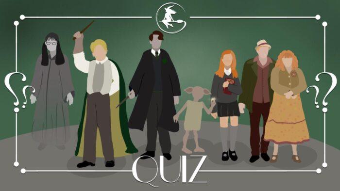 Quiz : Les personnages secondaires dans Harry Potter et la Chambre des Secrets