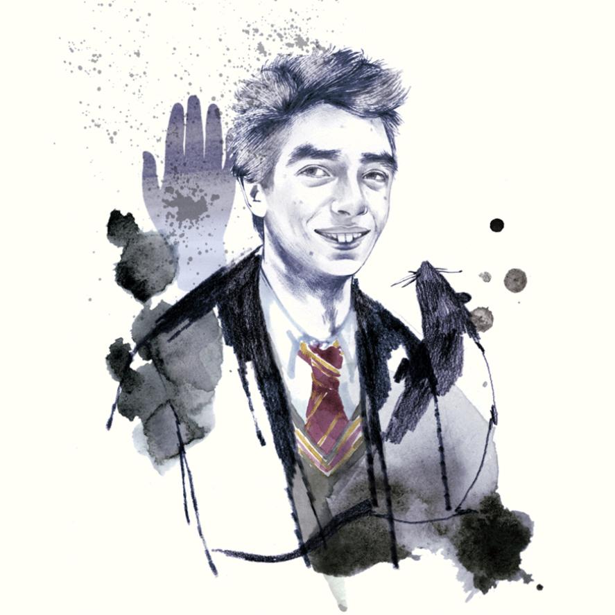 Illustration de Peter Pettigrow jeune