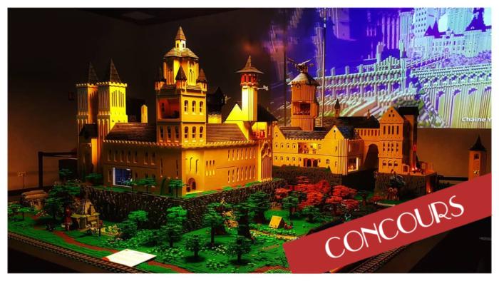 L'exposition LEGO Harry Potter «dont-on-ne-doit-pas-prononcer-le-nom», deuxième édition ! + concours