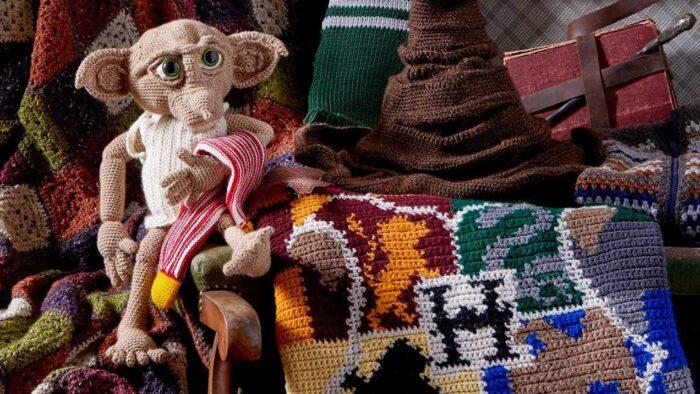De nouveaux ouvrages de loisirs créatifs Harry Potter à venir