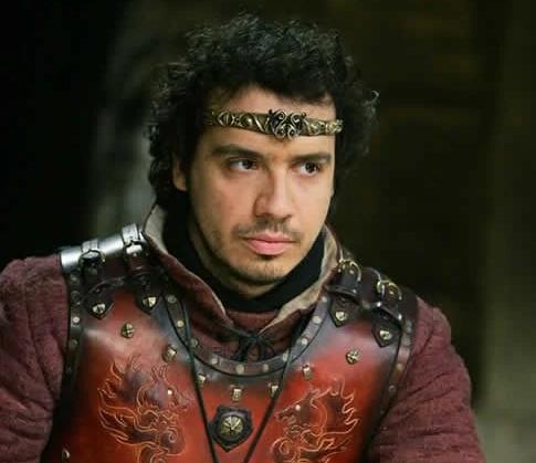 Le roi Arthur dans la série Kaamelott